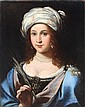 Old Master Mythological Painting Simon Vouet (attr)