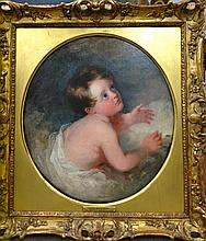 British Portrait Old Master Thomas Lawrence (attr)