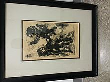 Chaim Gross framed print