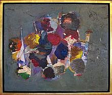 John Saccaro San Francisco Bay Area Abstract Expressionist