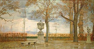 Marco Calderini I giardini di Palazzo Reale di