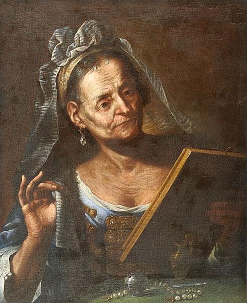 Attribuibile a Pietro Bellotti 1625 circa -1700 La