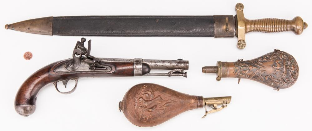4 Charles H  Boyd Civil War Era Military Weapons/Flasks