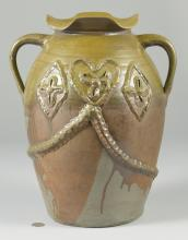 Middle TN Pottery Jar, poss. Hedgecough