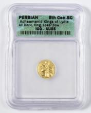 Achaemenid Kings of Lydia AV Stater, Daric, Persia