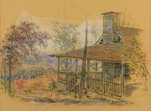 Marion Cook Smoky Mtns Cabin