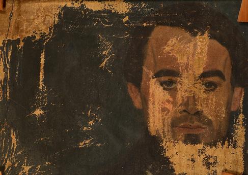 Madonna Amp Child Oil On Canvas