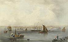 Large folio Boston Engraving