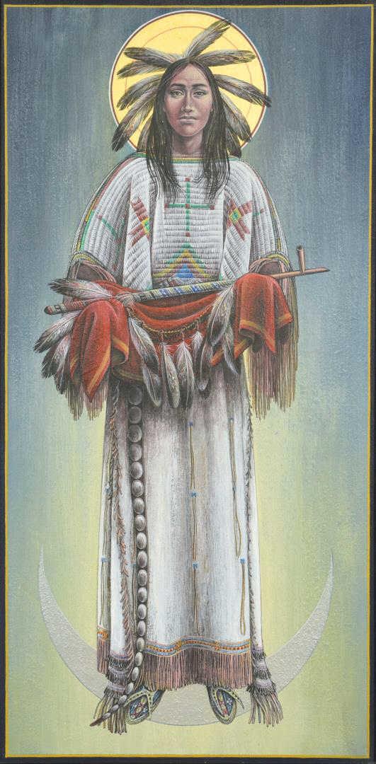 Fr. John Giuliani, Indian Art