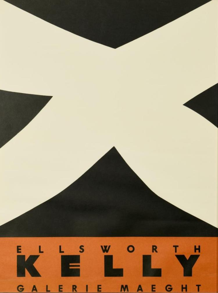 Ellsworth Kelly print