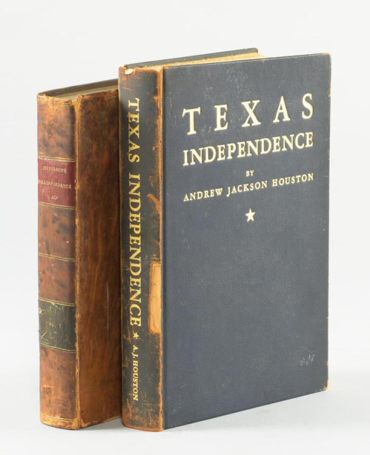 Texas Independence & Thomas Jefferson's Correspondence