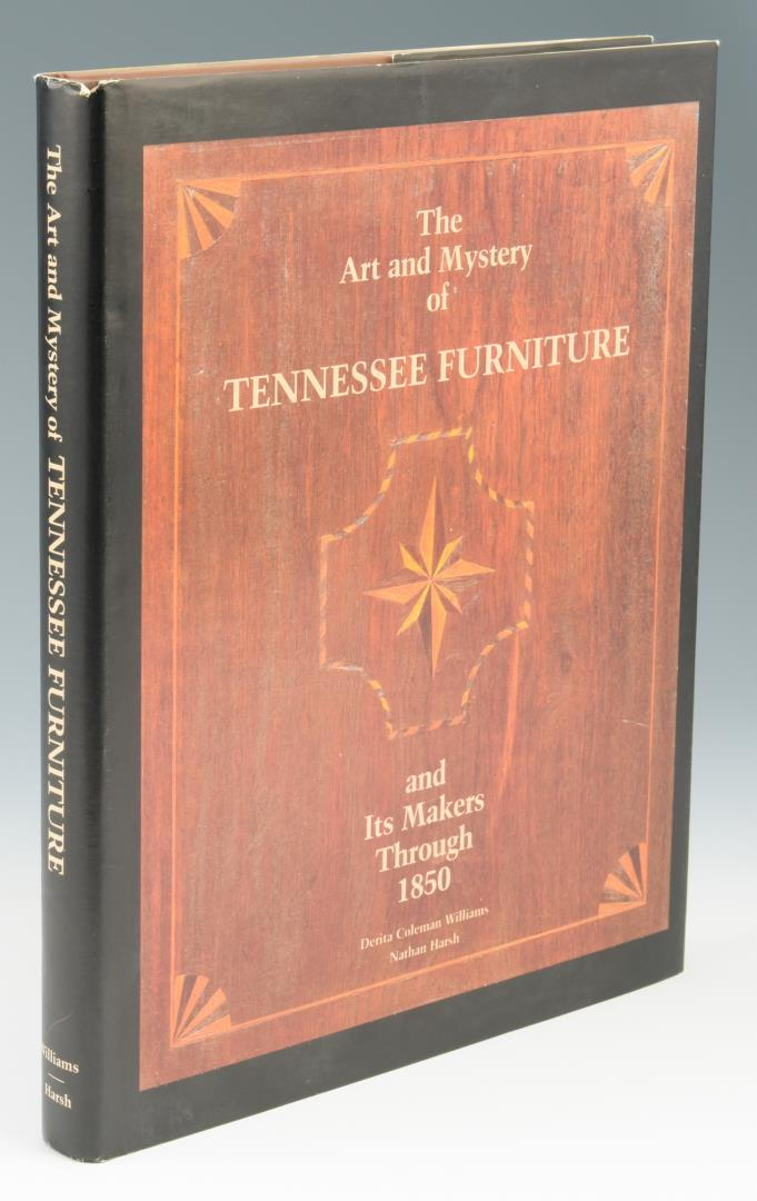 Book: Art & Mystery of TN Furniture
