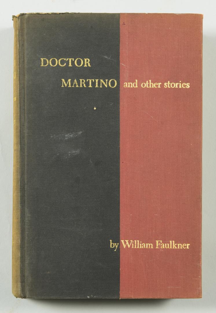 Signed William Faulkner Book ,