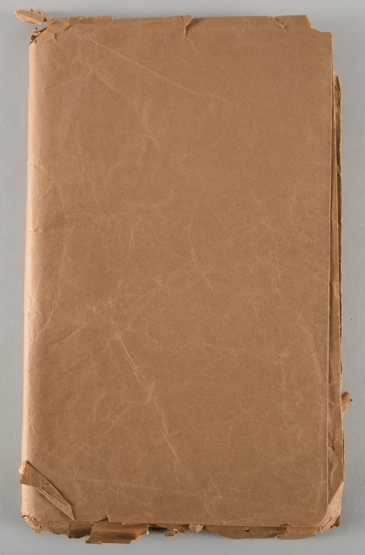 Early Handwritten Arithmetic Textbook