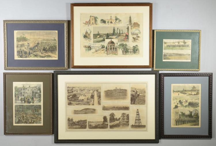 TN Related Prints, Harper's Weekly