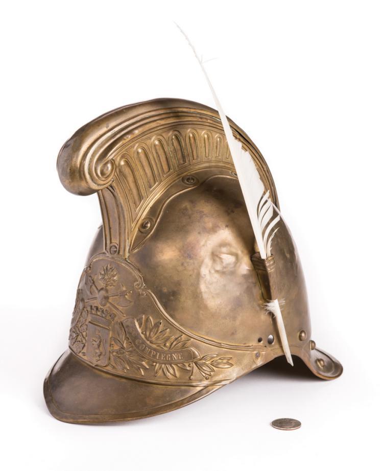 French Fireman's Helmet