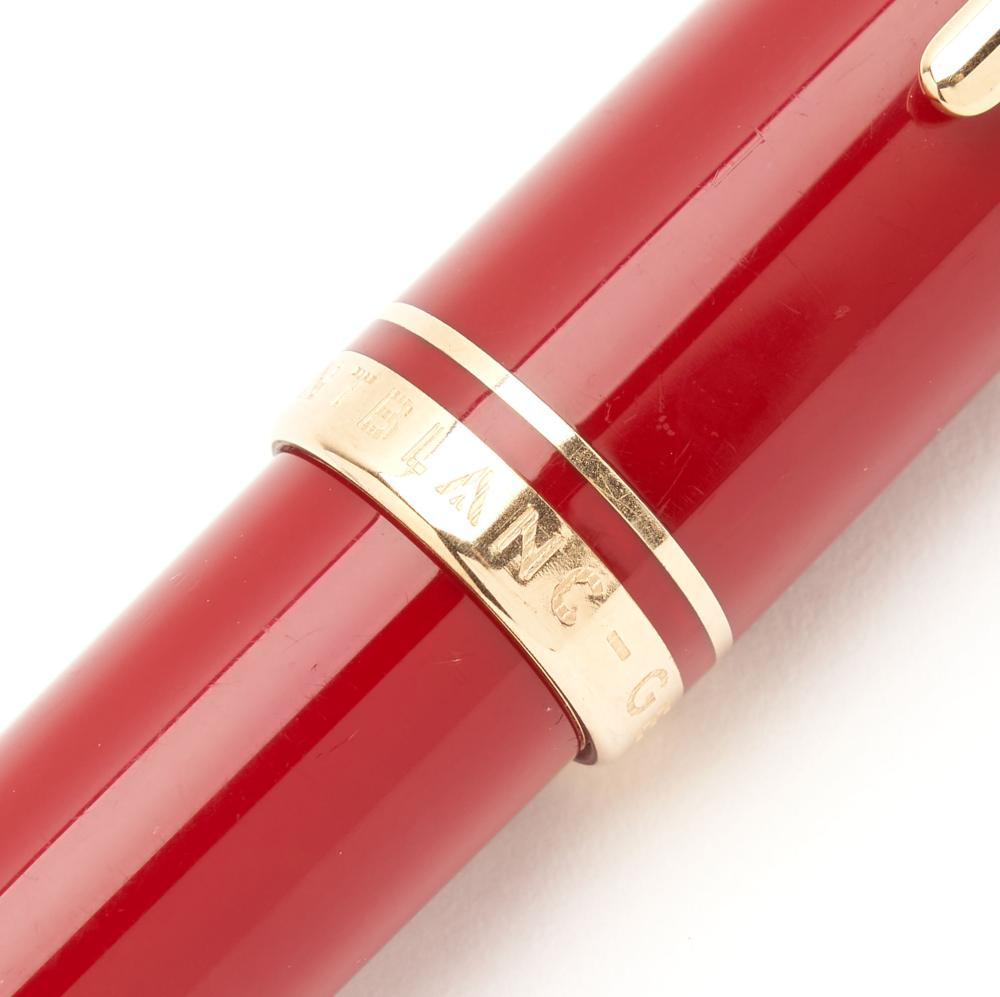 11 Luxury Writing Instruments, incl. Montblanc, Waterman