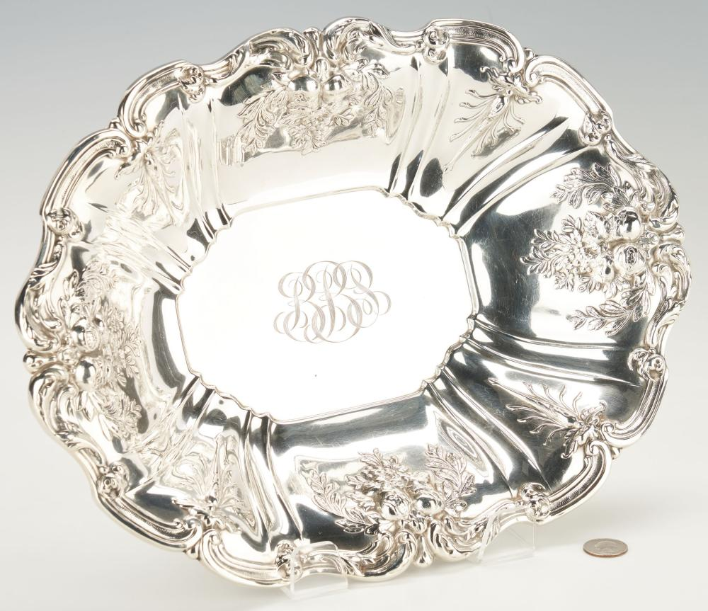 Reed & Barton Francis I Pattern Sterling Silver Serving Dish
