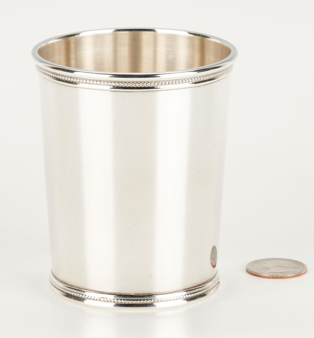 Mark Scearce Sterling Silver JFK Julep Cup