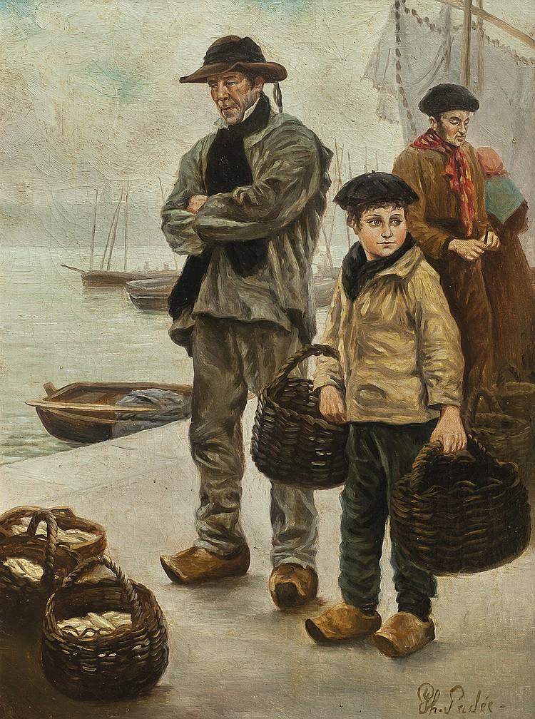 SADEE, PHILIP- FISHMONGERS