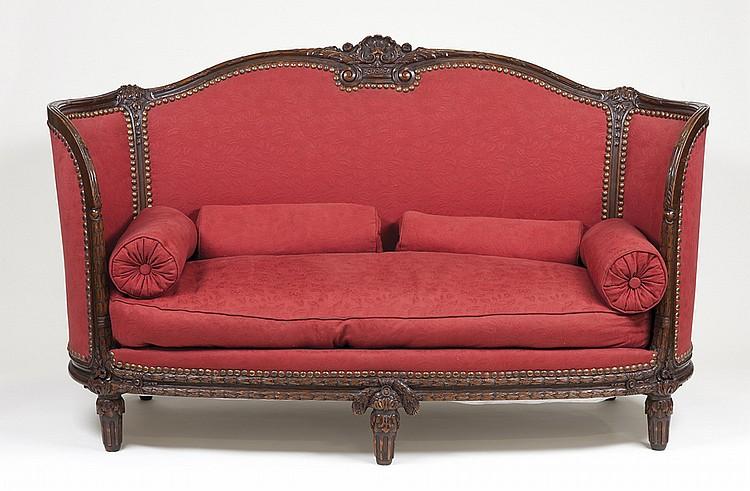 Canapé Luis XVI,