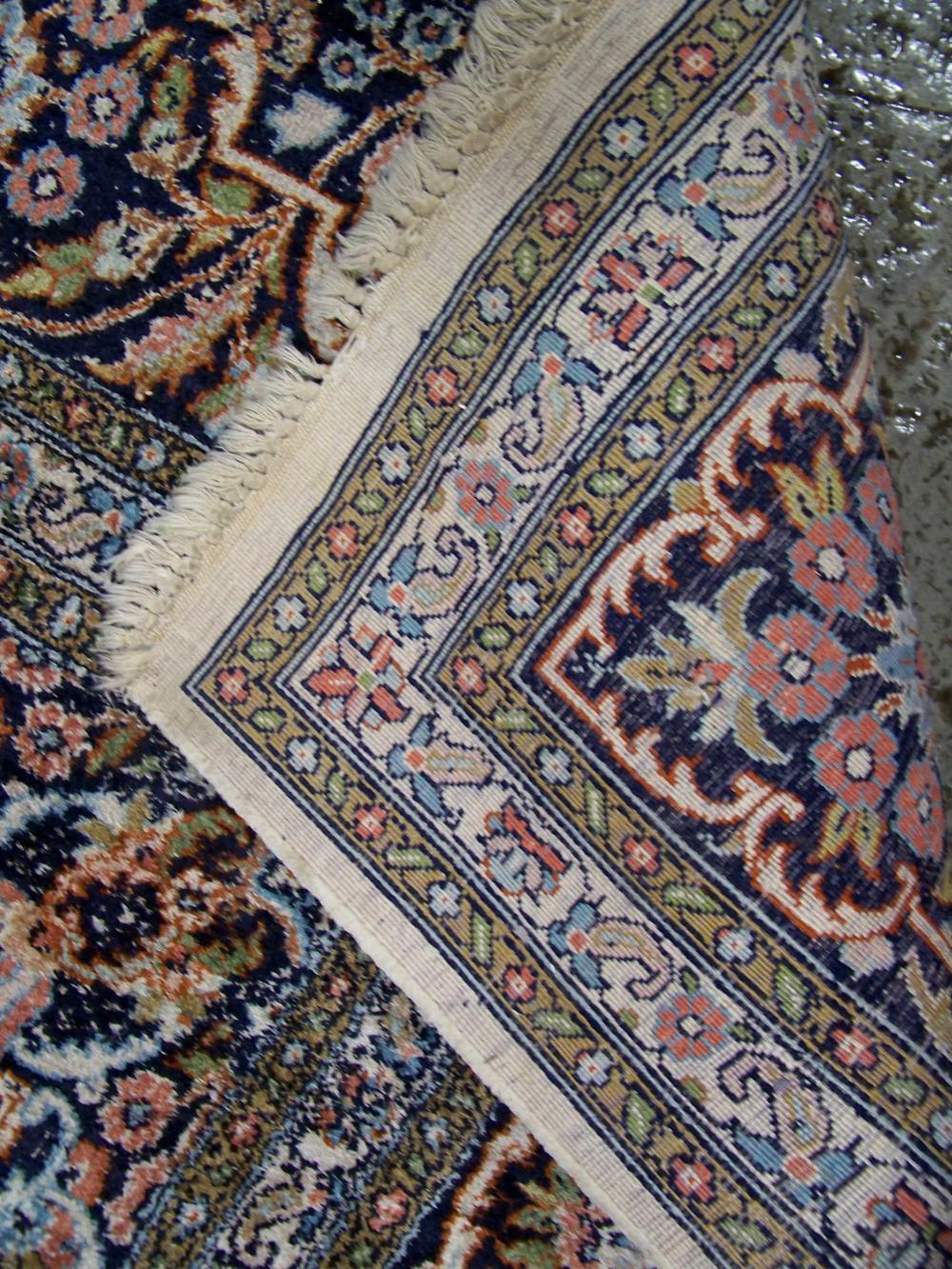 Vintage Wool Area Rug