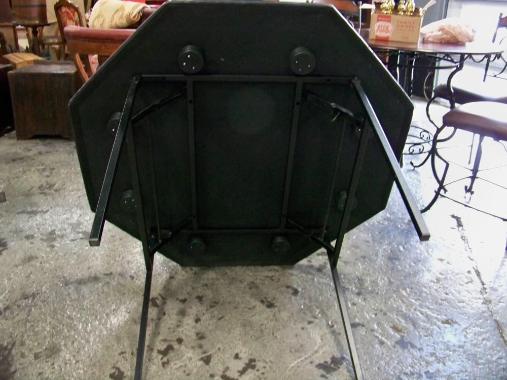 Poker Table on Stand
