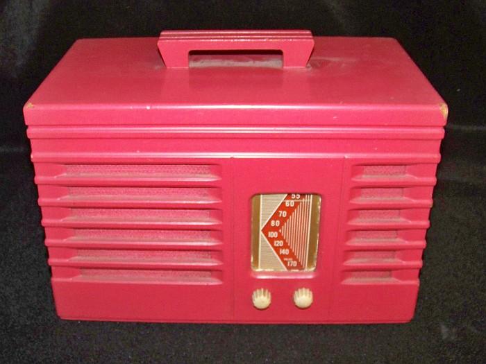 1938 RCA Victor Radio Model 9TX-50