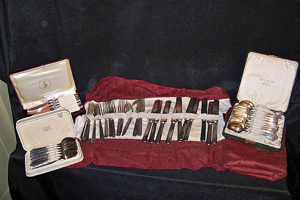 Misc. Silver Plated Flatware