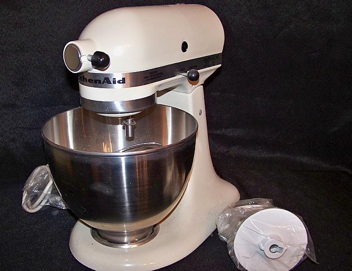 KitchenAid Mixer with Accessories