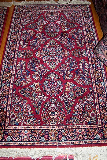 Pair of Matching Area Rugs