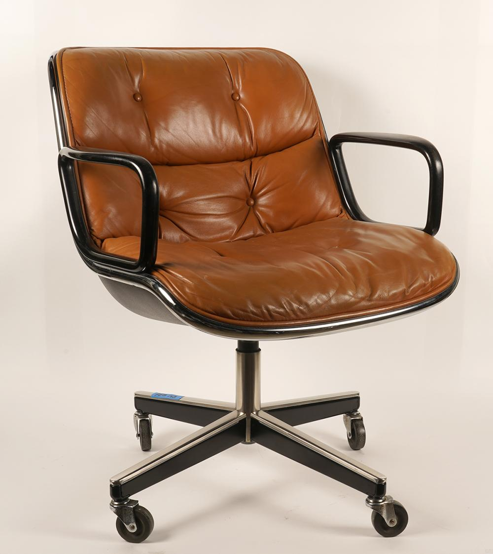Charles Pollock Desk Chair Knoll International