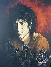 Ronnie Wood Paintings Amp Artwork For Sale Ronnie Wood Art