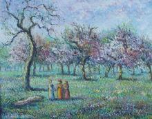 Chamberlains February 25th Auction of Fine Art