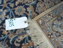 FINE HAND KNOTTED NIAN AREA RUG