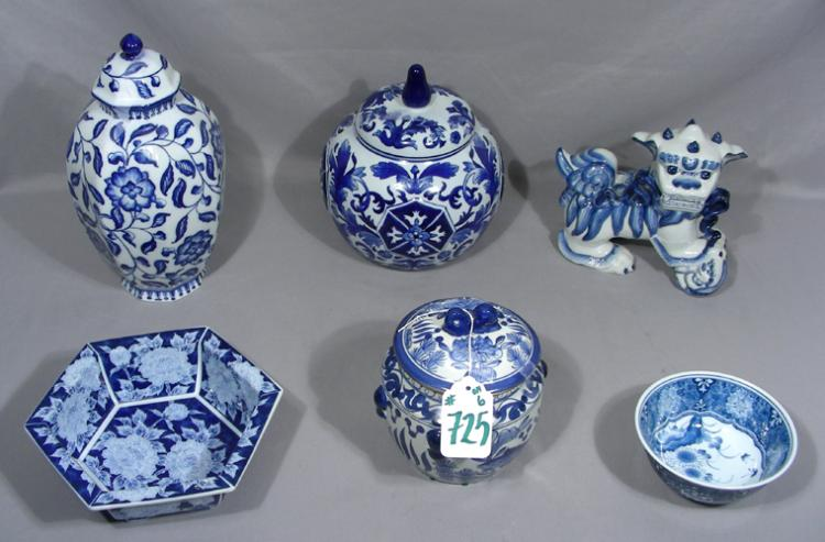 Group of chinese b w porcelain accessories - Find porcelain accessory authentic ...