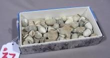 BOX OF APPROX. 50 CIVIL WAR BULLETS