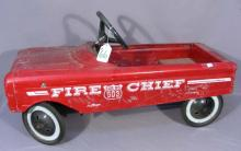 Chamberlain's Vintage Die Cast Metal Toy Cars, Trucks & Doll Auction