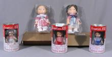 GROUP OF VINTAGE CAMPBELL SOUP KIDS