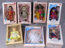 GROUP OF SEVEN VOGUE DOLL