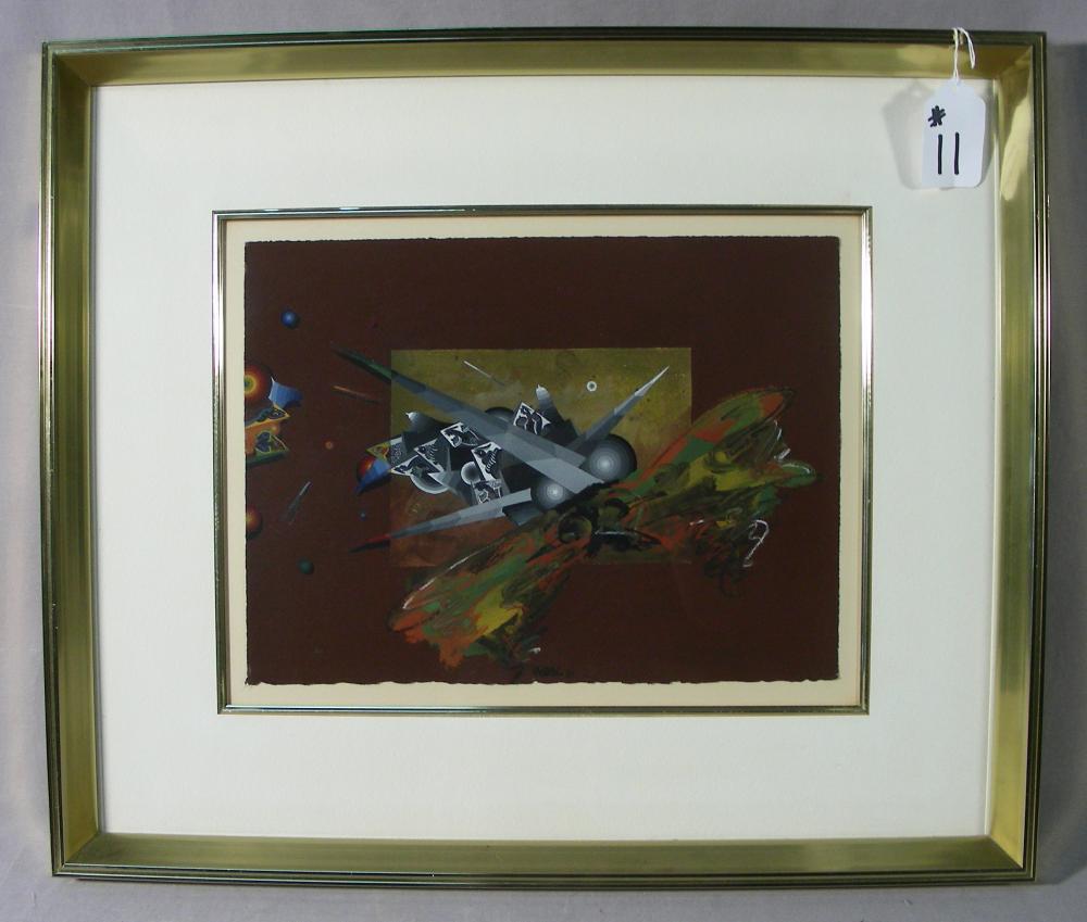 GEORGES DUSSAU (1947-    ) FRENCH