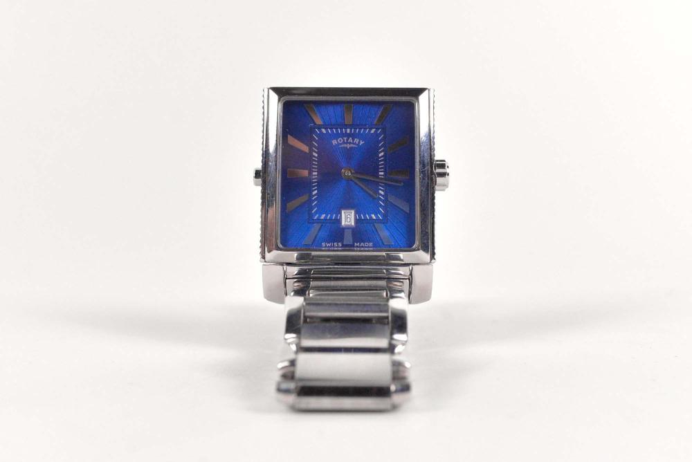 Rotary - Revelation Reverso men's watch - c.2000