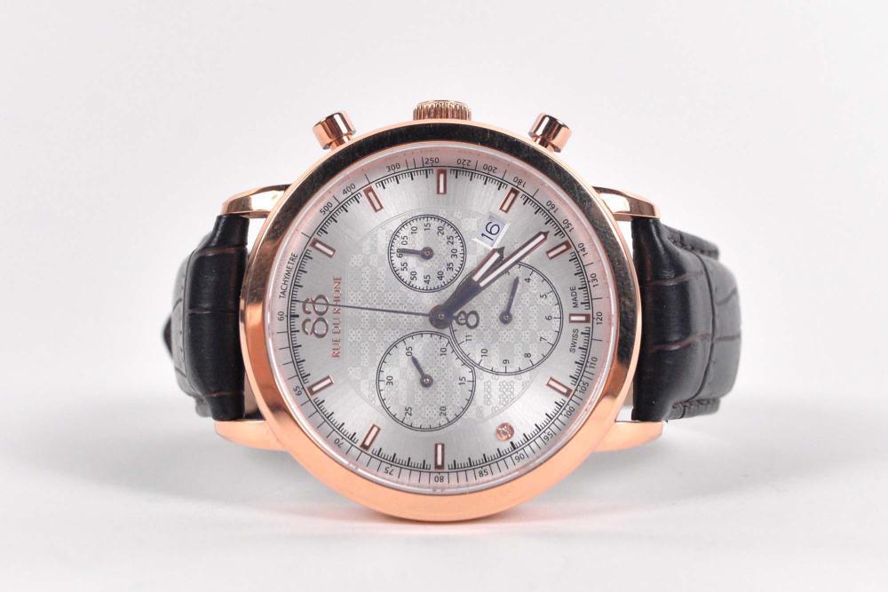 88 Rue du Rhône - Men's watch - c.2000