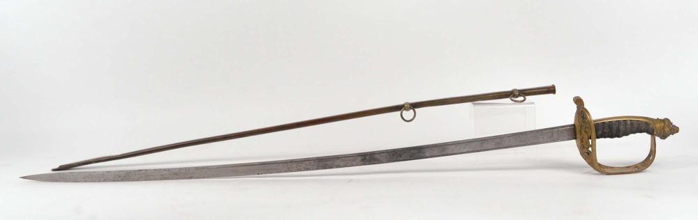 Toledo spanish sword - 1875