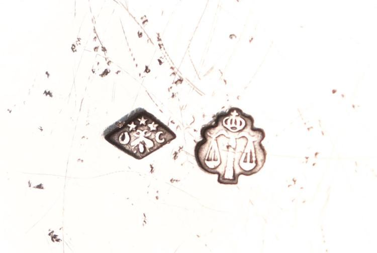 Christofle 1830 present 950 silver goblet france pari - Timbale argent christofle ...