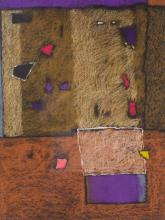 Bellerive, Marcel (1934-2004)  Abstraction (1981)
