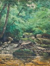 Edson, Aaron Allan (1846-1888) River
