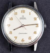 Vintage 1966 Omega SEAMASTER Automatic Watch
