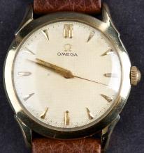 Vintage Omega Cal.420 Mechanical Movement Wristwatch