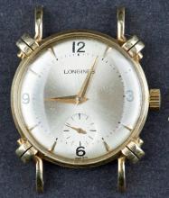 14 Kt Gold 1947 Longines Mechanical Handwinding Watch